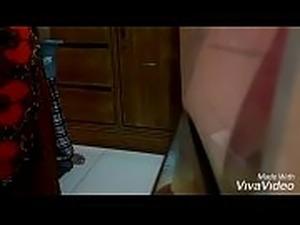 Nehal4321 My maid shaving my cock hair