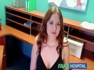 FakeHospital Doctors compulasory health check free