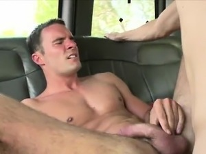 Baited hetero guy sweetly fucks muscular gay