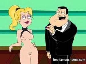 Famous toons hardcore sex free
