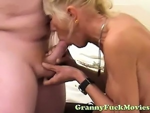 Grandma and grandpa still horny fuckers