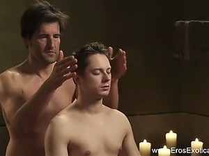 Erotic and Intimate Prostate Massage