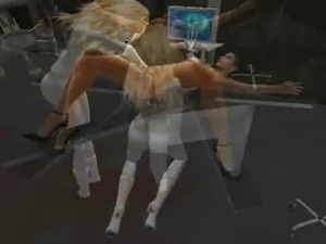 SecondLife Porn: BDSM story, cross between a modern Story of O and the...
