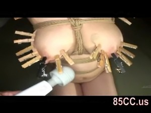 big tits milf BDSM played 02
