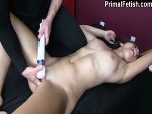 Interracial erotic massage wild orgasms and fucking-5245