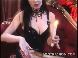 There's really nothing like having a slave - just ask hot