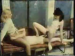 Vintage porn movie fully dedicated to damn slutty redneck hoochies