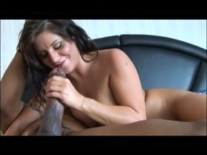 ariana jollee gets banged by big black cock and squirts free