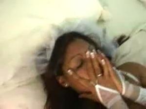 Legendary Janet Jacme gets fucked in a wedding dress