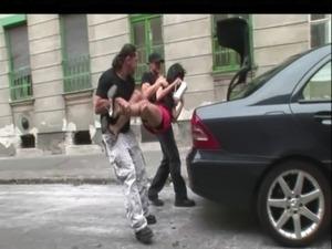 Captive street hooker free