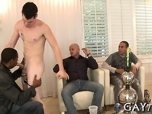 Hot stripper fucks guys