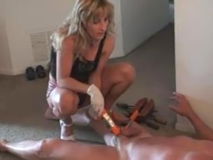 Mistress Antonia CBT