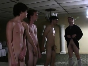 Teen gay sex live The pledges passed the test with flying co