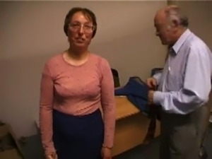 Old man fucking his wife and cu ... free