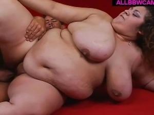 Giant Horny Bbw Fucks  Dick And Yells Part 2