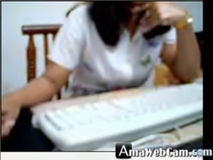 Indian woman in office cam free
