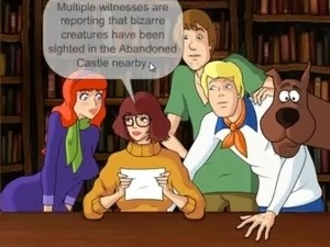 Meet and Fuck - Velma Gets Spooked free