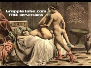Vintage retro classical hardcore fucking oral hardcore sex perverts free