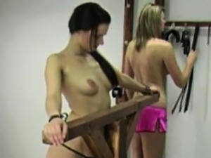 Serious Spanking for naughty girls