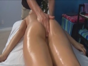 oil massage porn free