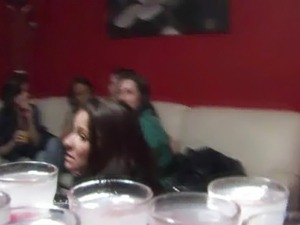 College Party Toilet Fuck