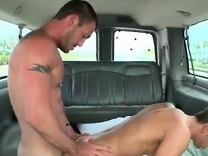 Teen gay loves a good cock nailing his butt