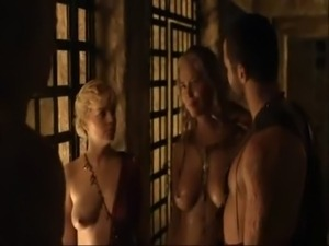 cenas porno spartacus part two free