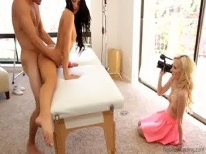 Nubiles Casting - Flexible fuck bunny really wants this job free