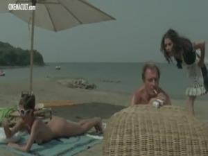 Barbara Bouchet nude - L'anatra all'arancia free