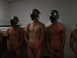 Gaystraight military twinks sucking dick