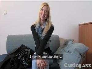Casting HD Surprise tit wank free