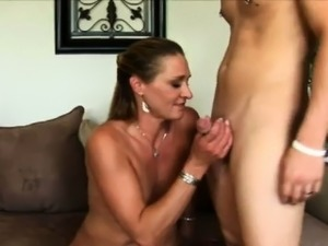 Ivy is the ultimate MILF. This sexy piece of mommy ass