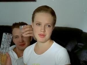 three russian boys deflower crying girl free