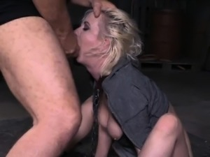 Horny student cumshot surprise