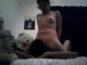 Lesbian Face Sitting And Pussy Eating