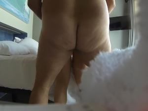 My friend fucks my wife on hidden cam