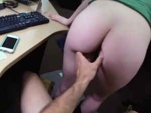 Amateur coed banged by horny fucker