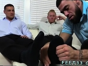 Men converse fetish and old men gay sexy first time Ricky Wo