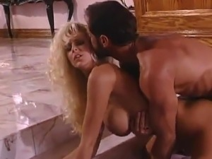 Blonde about Sexy jugs Is inside An Smut Retro xxx