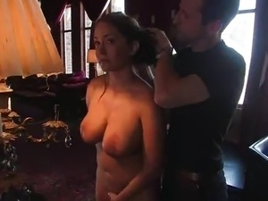 Trina Michaels has Humiliated And Gives the wanking