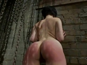 Ginger Juliette March has Spanked And got laid From backside