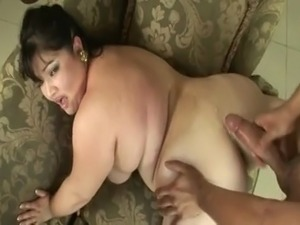 Hot Asian Bbw fucks white man