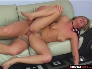 BrutalClips - Rough Fuck For Wild Slut