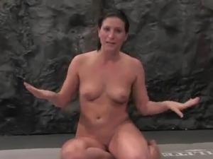 Ariel X has Brutally banged And Beaten By Short-haired honey Nina