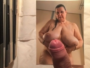 BBW Bettie cum tribute