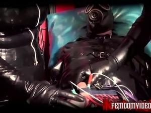 FDV - Extreme Electrics & Rubber Bondage