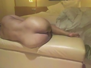 Pakistani milf hotel room doggy