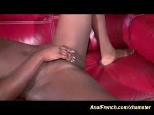 french chocolate babe needs deep anal