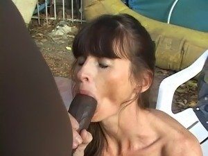 Beautiful Big Black Cock Blowjob 6