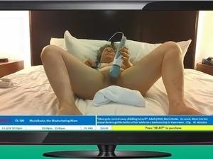 MarieRocks masturbates on pay-per-view (music video)